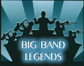 Big Band Legends Logo