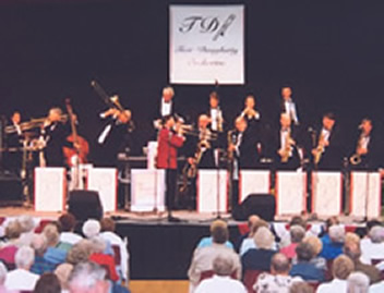 Big Band Legends Show